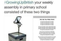 Growing up British