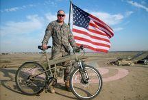 Montague / Американские складные велосипеды.