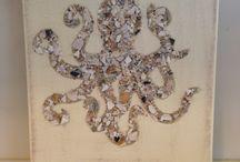 coquillage craft