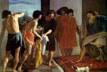 Диего Веласкес. / Дие́го Родри́гес де Си́льва-и-Вела́скес (исп. Diego Rodríguez de Silva y Velázquez; 6 июня 1599, Севилья — 6 августа 1660, Мадрид) — испанский художник, величайший представитель золотого века испанской живописи.