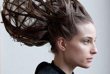 Avant Garde hair and makeup