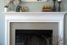 Fireplace / by Leah Powell