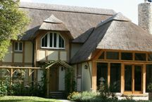Contemporary cottage / Combing modern and traditional to create this charming cottage