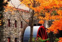 Autumn In New England / The wonderful season of fall in New England!