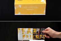 Poster fold Brochures