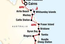 Idea itinerary road trip