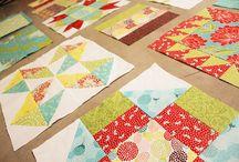 Fabric by Lauren & Jessi Jung  / by Karen Dismore Sprunger