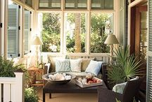 Great Outdoors / Enjoy the wide open spaces, or the cozy outdoor nooks in your life!
