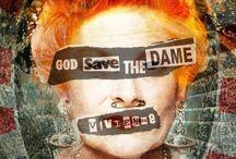God Save The Dame VIVIENNE