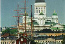 ♡ Finland ~ Helsinki