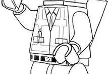 draw lego
