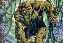 Marvel - The Man-thing