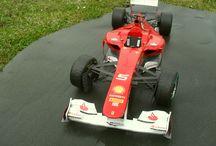 Ferrari F 150 th Italia / Papírový model 1 : 6 scale
