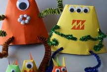 crafts for kids / by Kathy Schunk