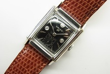 vintage american watch / by Watch Cti