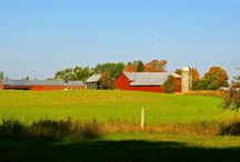 The Currey Farm in Charlevoix / Beautiful in all 4 seasons!