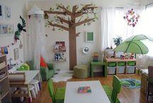 daycare interior