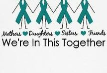 Teal Your Story / An opportunity for people to share their experiences with ovarian cancer.