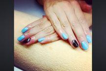 Pazurki / Malowanie paznokci