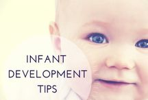 Infant Development Expert Tips / We've partnered with our favorite OT's and Experts to create a board for our followers with the best in infant development.