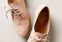 Shoes I Covet / by Lauren Dahl | Selvage Designs | PATTERN WORKSHOP