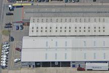 Strood Depot / Channel Commercials - Strood, Medway, Kent Depot