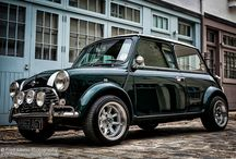 Classic minis / Need a classic mini in my life