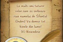 Felicitari cu mesaje de Sfantul Andrei / Felicitari de Sfantul Andrei, felicitari cu mesaje de Sfantul Andrei - 30 Noiembrie  http://www.fabricadefelicitari.online/felicitari-de-sfantul-andrei-c-9.html