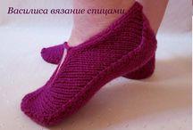 Ponožky slipers
