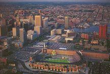 Charm City / by Baltimore Blast