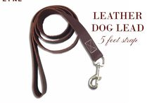 #MAGNIFICENT Pet Accessories / A collection of a magnificent Australian High-Quality Genuine Leather made pet accessories.