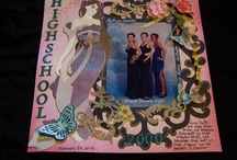 scrapbook / by Amanda Marie