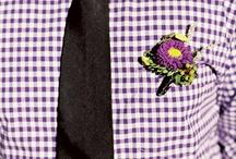 Purple Wedding / Purple, lilac, lavender wedding theme.