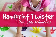 Everything Preschool! / Preschool activités, crafts and learning ideas!