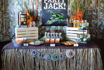 Duck Dynasty Themed Birthday Party