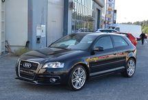 Audi A3 2.0 tdi S-Line 140cv S-tronic