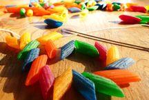 creatieve opdrachten voor peuters en kleuters / creatieve knutsel ideeën voor peuters en kleuters