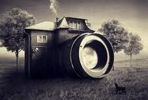 """FOTOGRAFIA SURREALISTA / """"NUNCA SUEÑO CUANDO DUERMO, LO HAGO CUANDO ESTOY DESPIERTO"""". Joan Miró / by Anabela S"""