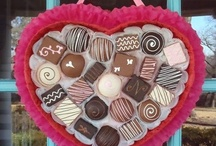 Valentine ideas chocolate