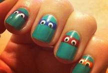 nail art / by Barbara Urps