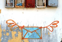 Mail box, boîte aux lettres / Mail box, boîtes aux lettres