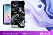 Samsung Galaxy S6 / Nech se inspirovat originálními kryty na Samsung Galaxy S6! Začni tvořit na www.mycase.cz