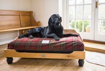 Luxury Dog Beds by Berkeley / Berkeley are makers of the finest British dog beds