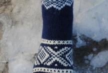 Mariusmønsteret sokker