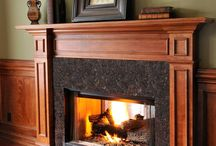 Fireplace / by The Sweet Life