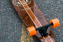 longboards - skateboards