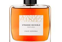 Perfumes / Made from essential oils, and not headache-inducing fragrance