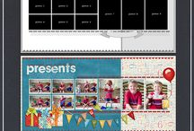 Multiple photo layouts