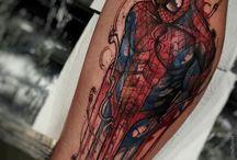 Tatto ideas (fiction characters)