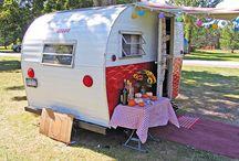 Vintage Campers -So Cute